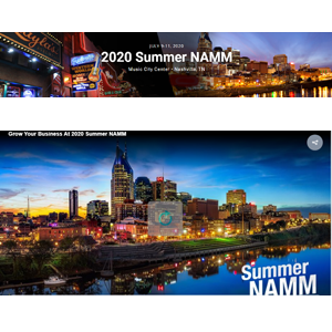 Summer NAMM - Nashville, TN