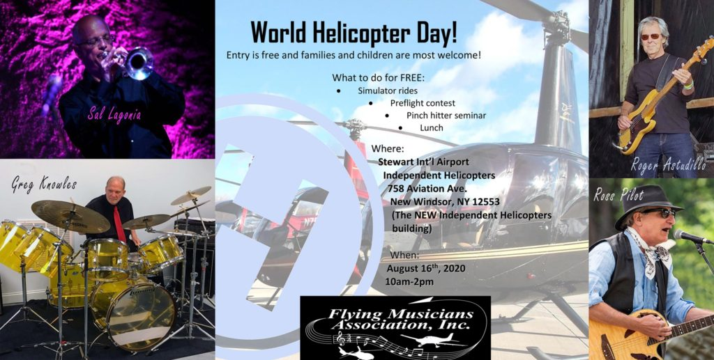 World Helicopter Day & FMA