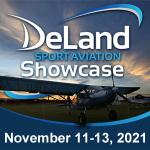 DeLand Sport Aviation Showcase 2021